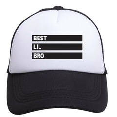 Best Lil Bro Trucker Hat - Project Nursery