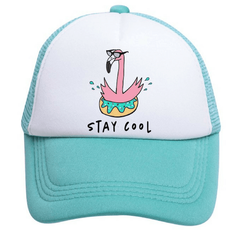 Mermaid Life Trucker Hat