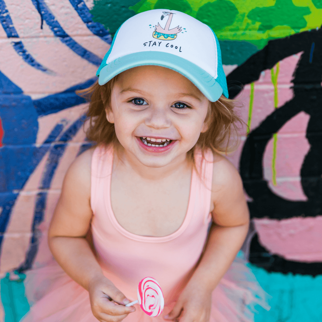 Stay Cool Trucker Hat - Project Nursery