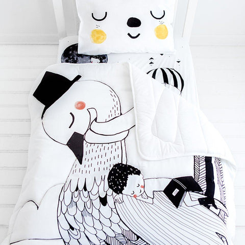 Underwater Love Bedding Set