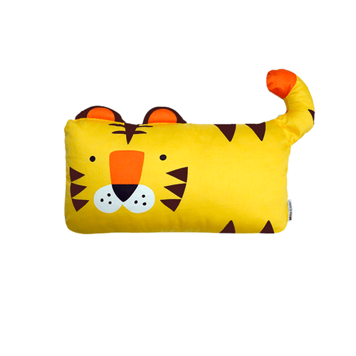 Tom Tiger Toddler Pillowcase - Project Nursery