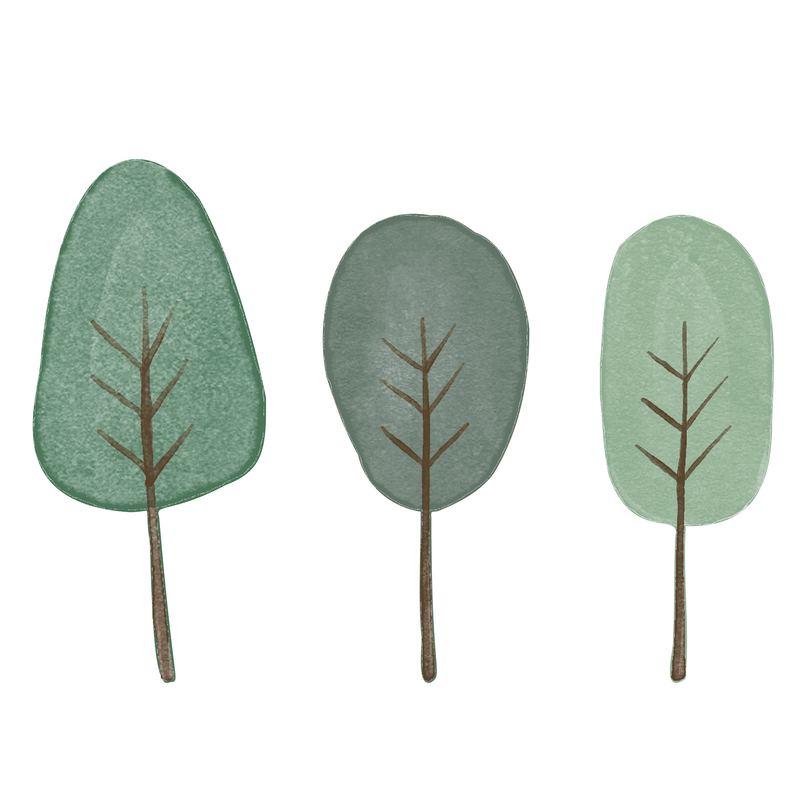 Tree Decals - Project Nursery