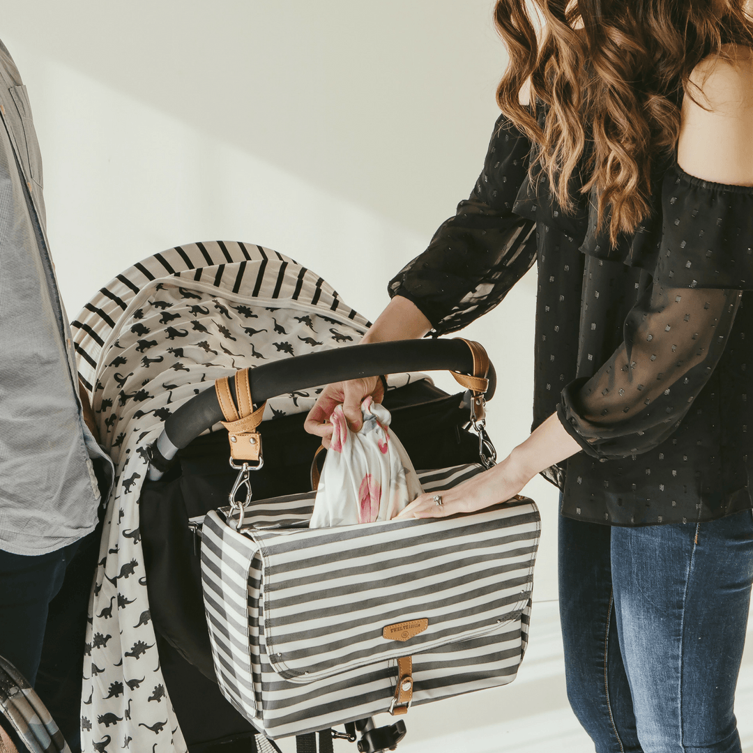 On-The-Go Stroller Caddy - Project Nursery