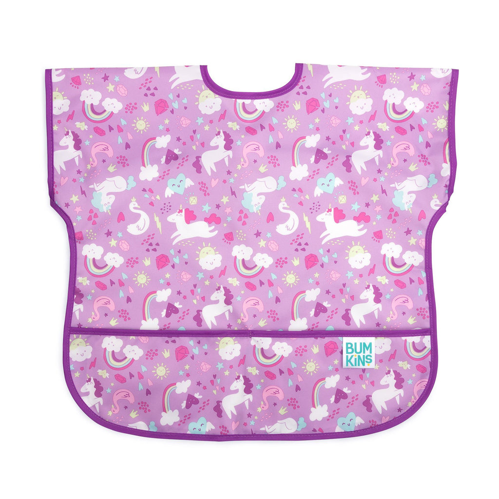 Junior Bib - Unicorns - Project Nursery