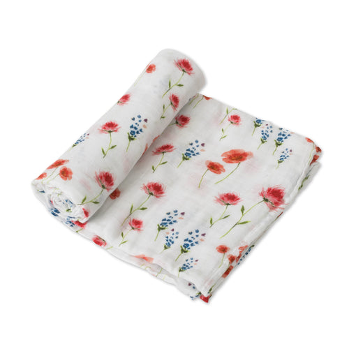 Wild Mums Swaddle Blanket - Project Nursery