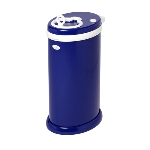 Ubbi Diaper Pail in Navy - Project Nursery