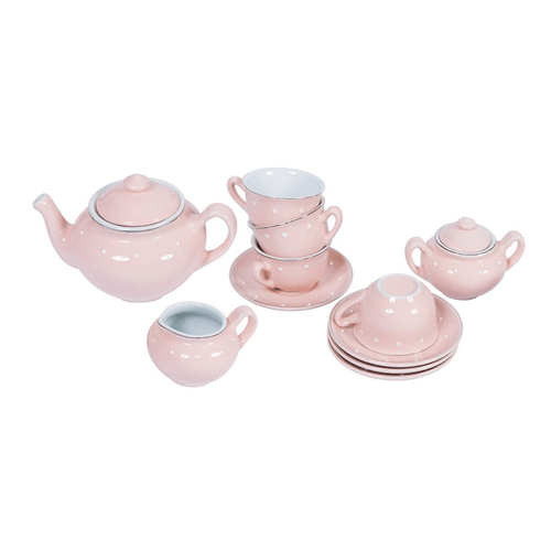 Porcelain Tea Set - Project Nursery