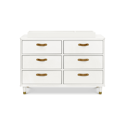 Tanner 6-Drawer Dresser - Project Nursery