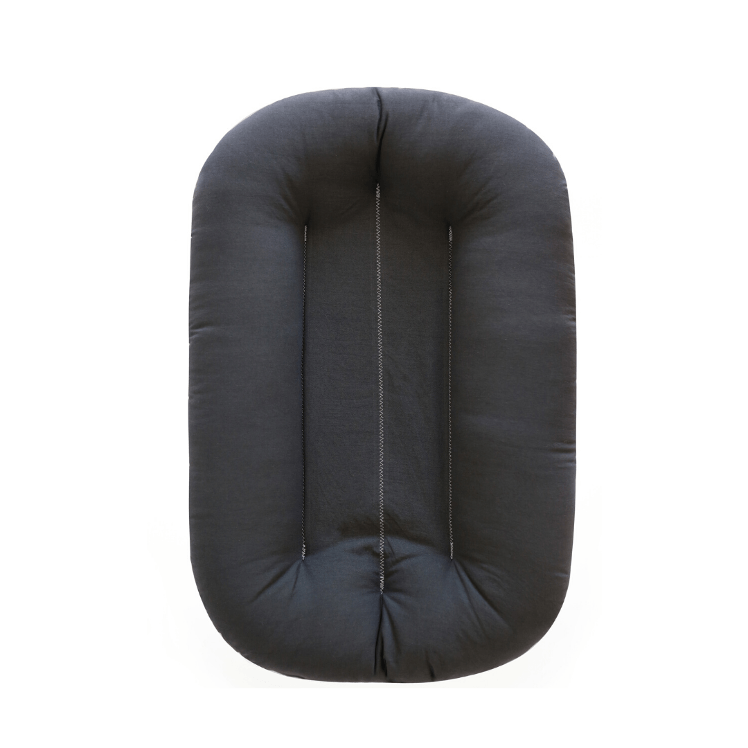Snuggle Me Organic Bare Lounger - Sparrow - Project Nursery