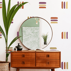 Abstract Line Wall Decals - Project Nursery