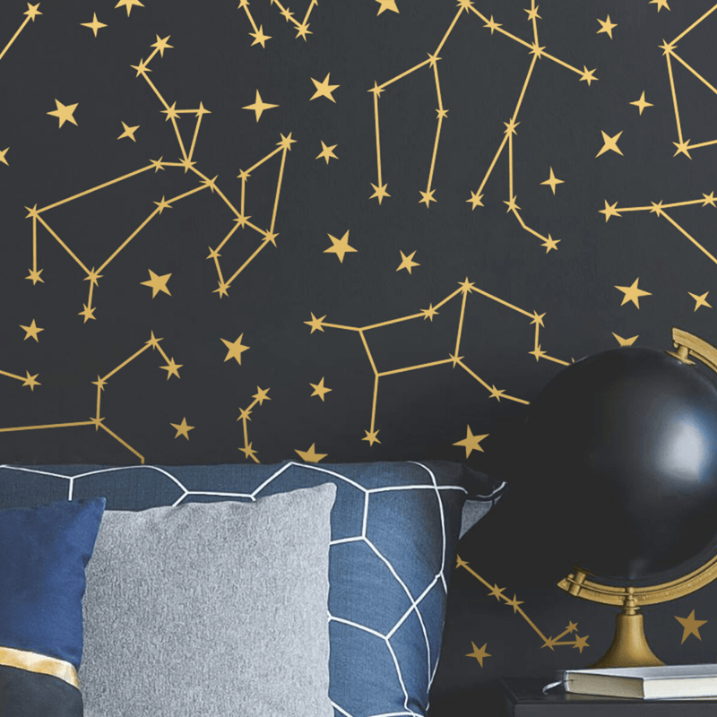 Zodiac Constellation Wall Decal Set - Project Nursery