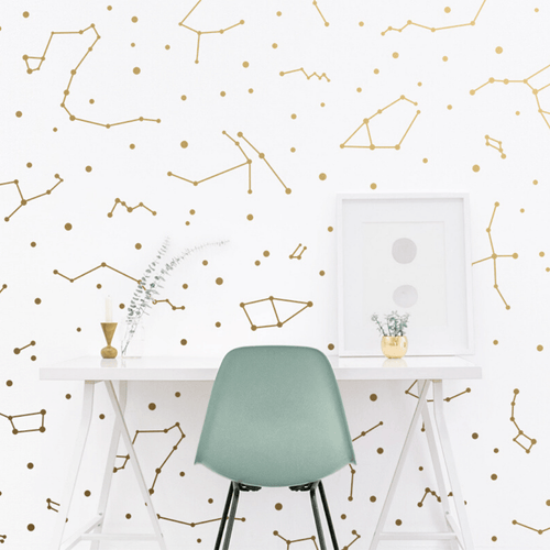 Constellation Dot Wall Decal Set - Project Nursery