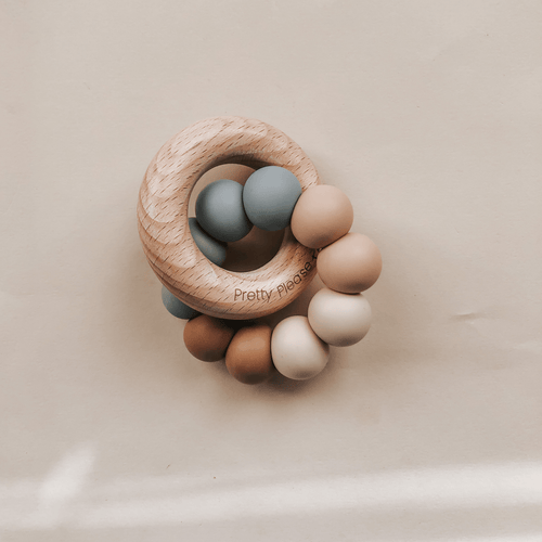 Grant Teething Ring - Project Nursery