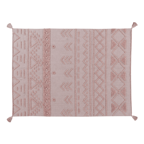 Tribu Washable Rug - Vintage Nude - Project Nursery