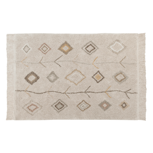 Earth Kaarol Washable Rug - Project Nursery