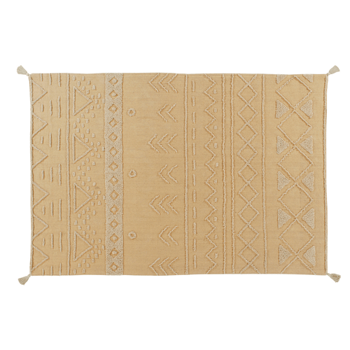 Tribu Washable Rug - Honey - Project Nursery