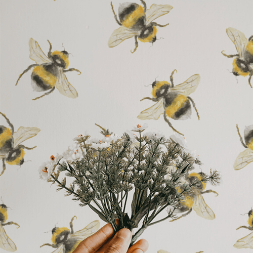 Bee Decals - Project Nursery