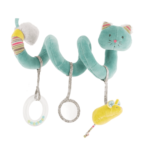 Catnip Kitty Pacifier Buddy