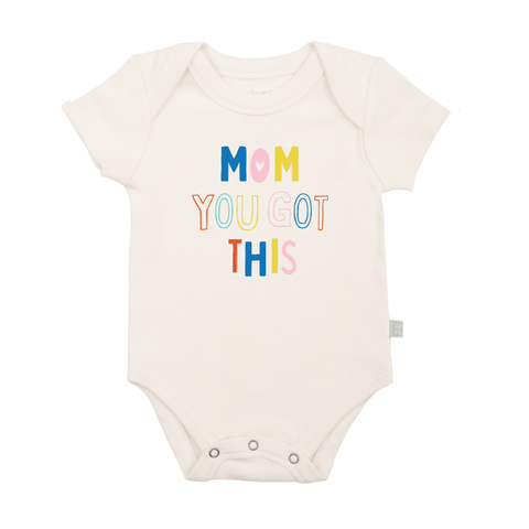 Got it From My Mommy Graphic Bodysuit