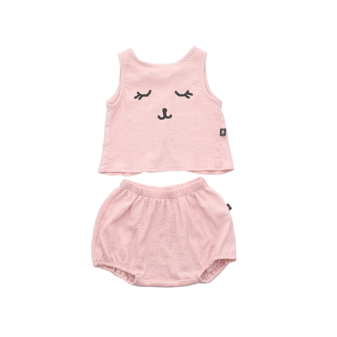Bunny Bubble Romper