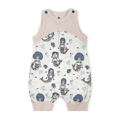 Mermaid Tank Romper - Project Nursery