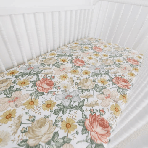 Mila Crib Sheet - Project Nursery