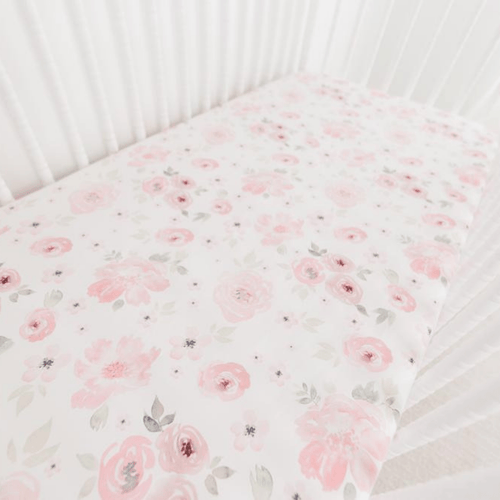 Lydia Crib Sheet - Project Nursery