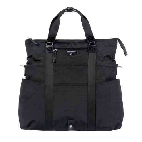 Unisex Foldover Tote - Project Nursery