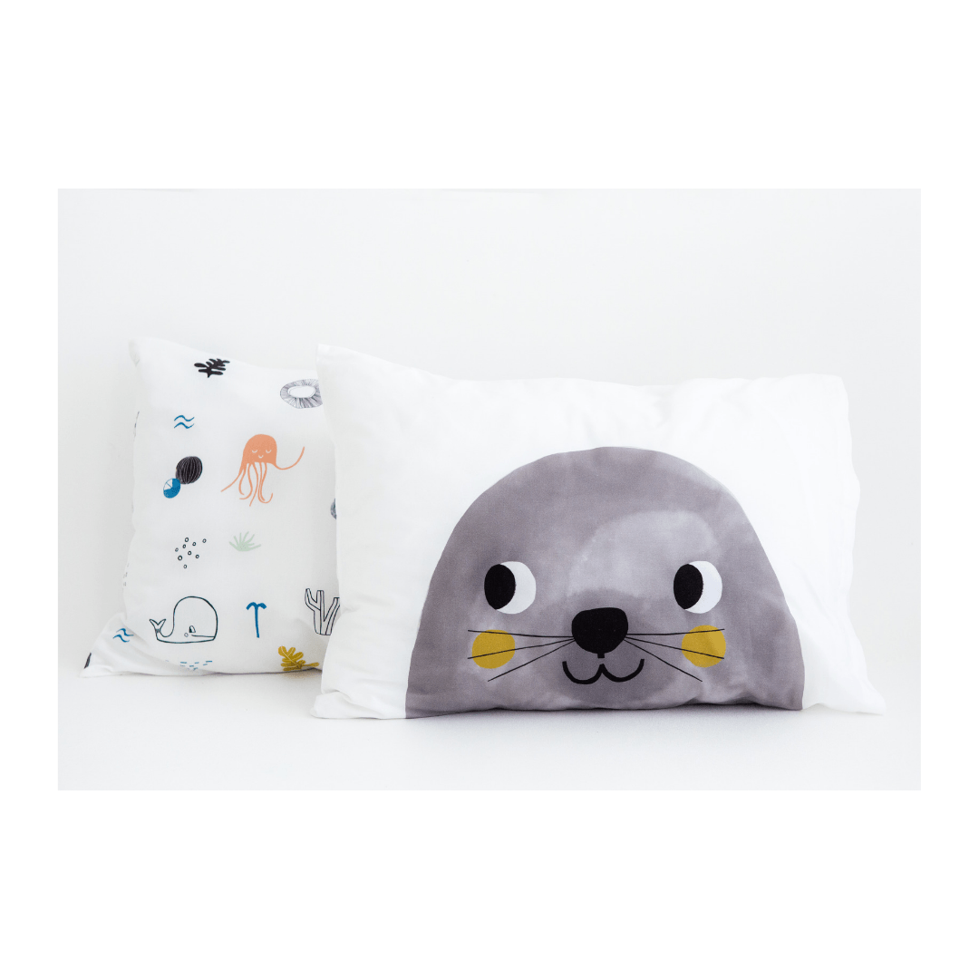 Underwater Love Pillowcase Set - Project Nursery