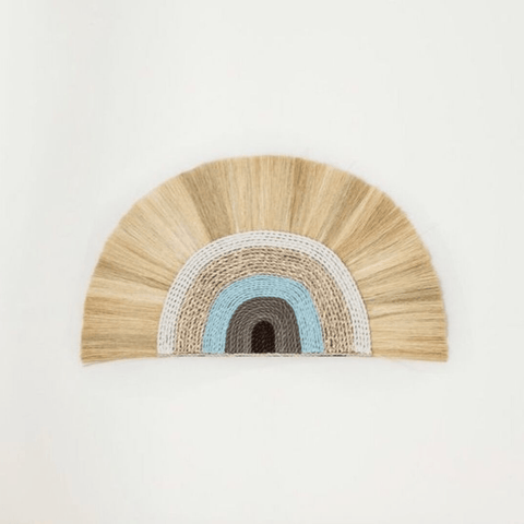 Rainbow Wall Hanging - Woodland
