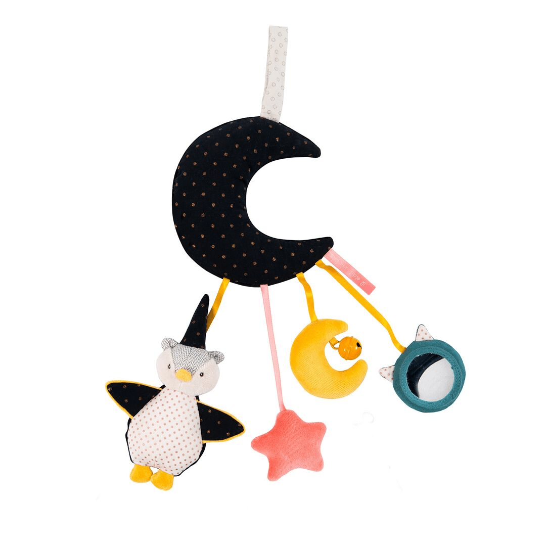 Activity Moon Mobile Toy