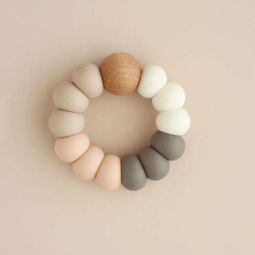 Silicone Teether Ring - Project Nursery