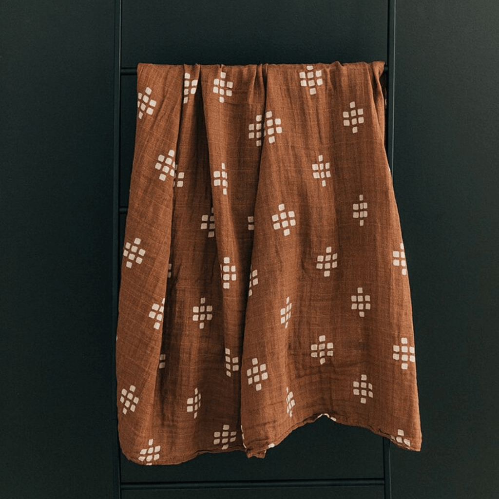 Chestnut Textiles Muslin Swaddle Blanket - Project Nursery