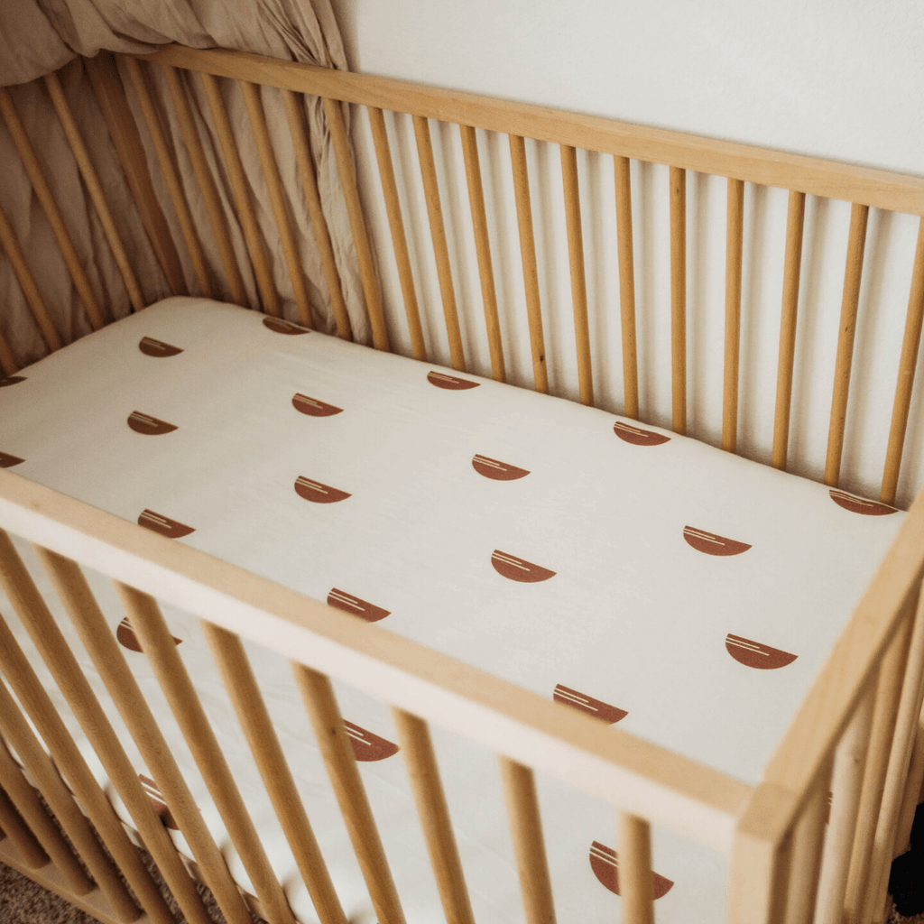 Sedona Crib Sheet - Project Nursery