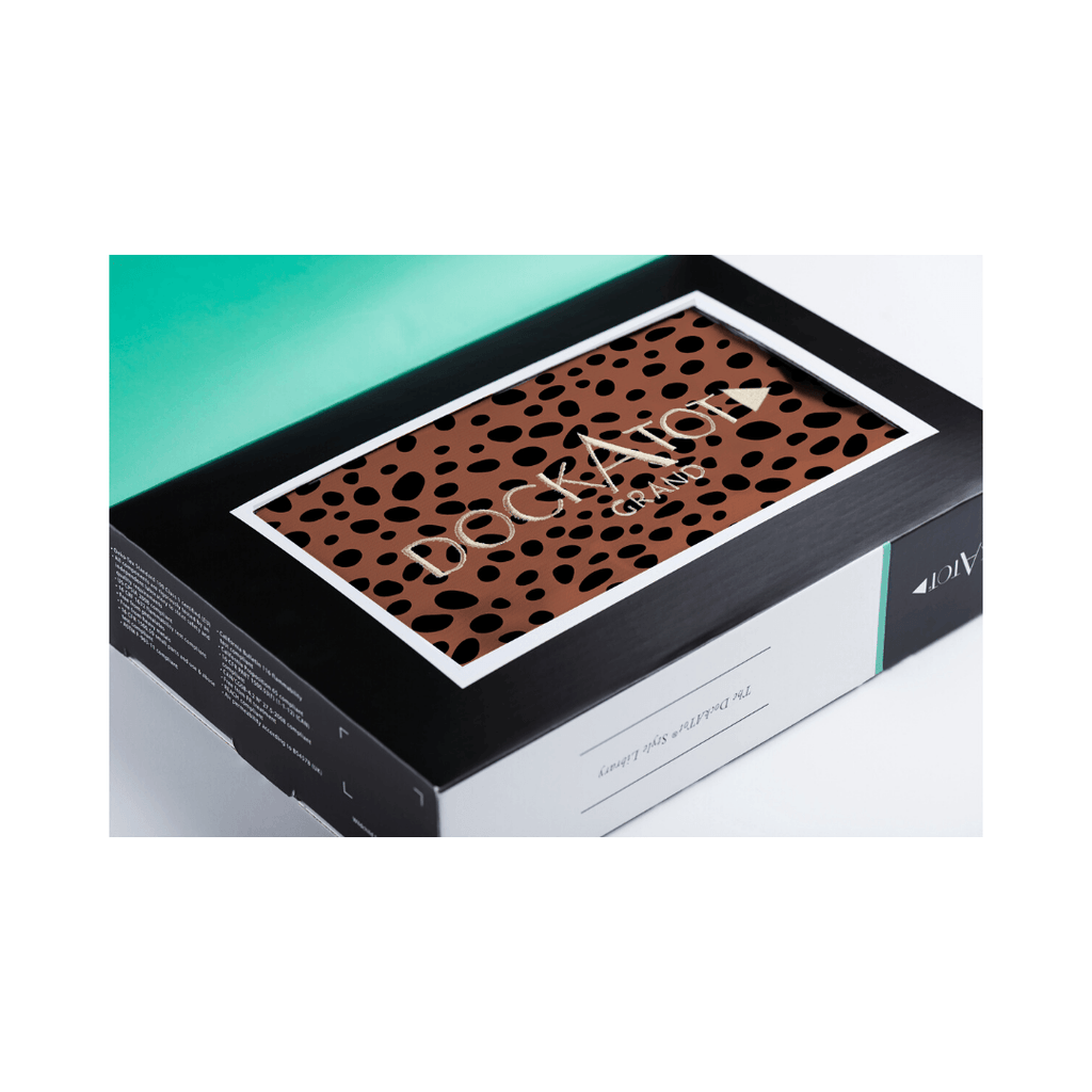 DockATot Grand Dock Spare Cover - Bronzed Cheetah - Project Nursery