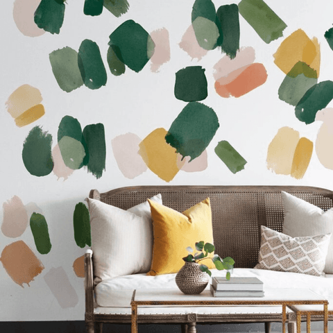 Botanical Foliage Wall Decals