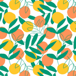 Citrus Wallpaper - Project Nursery