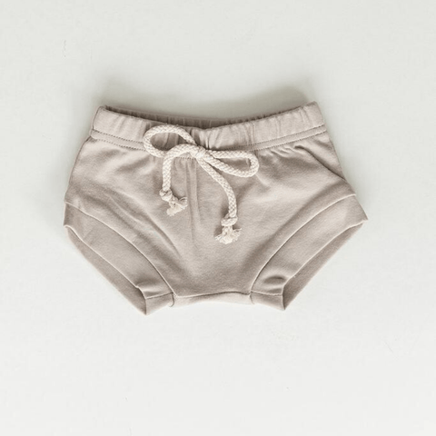 Cotton Shorts - Blush