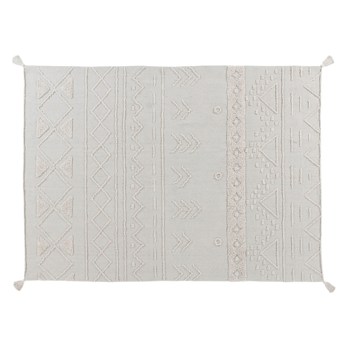 Tribu Washable Rug - Natural - Project Nursery