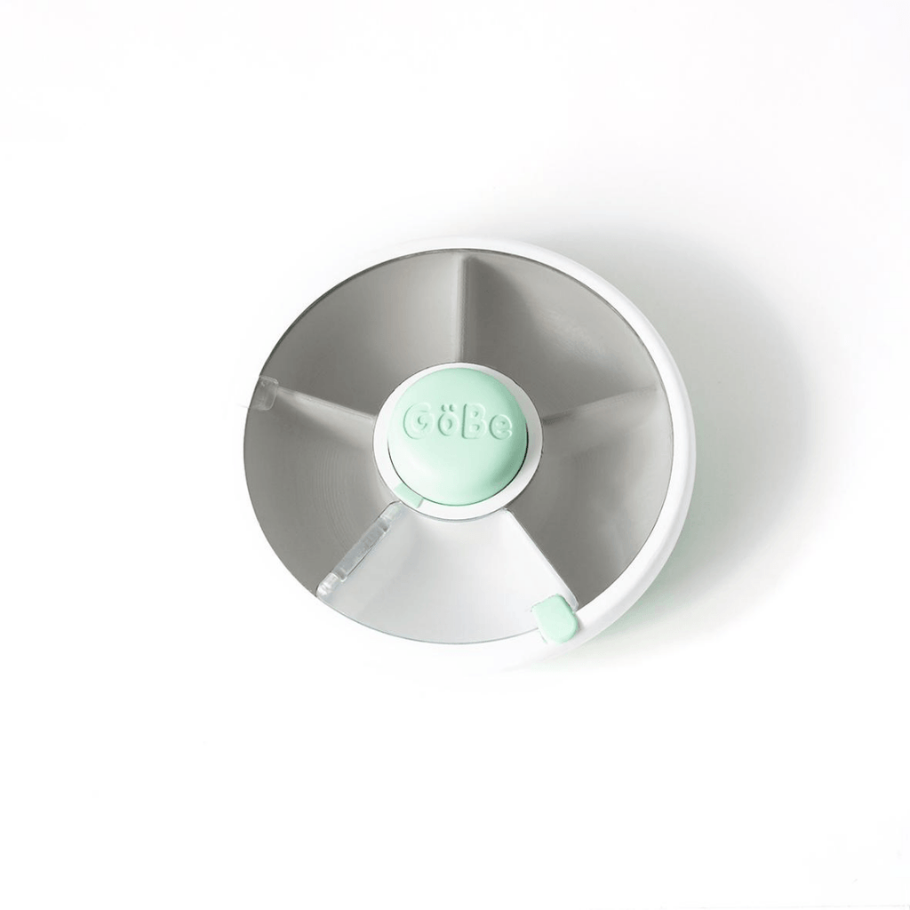 Gobe Snack Spinner - Teal - Project Nursery
