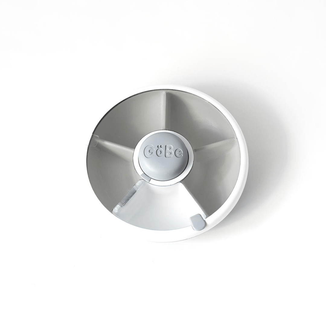 Gobe Snack Spinner - Grey - Project Nursery