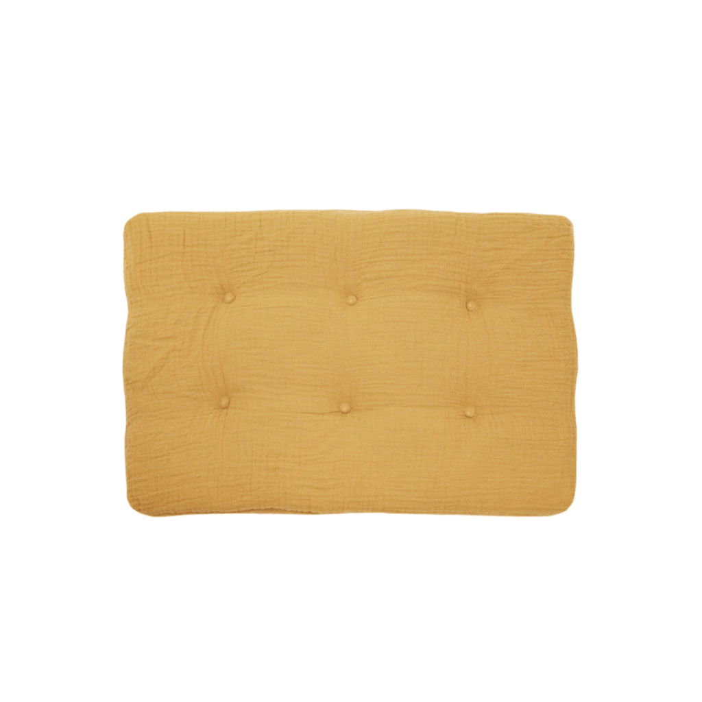 Strolley Toy Mattress - Mustard - Project Nursery