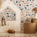 Boho Brush Stroke Wall Stickers - Project Nursery