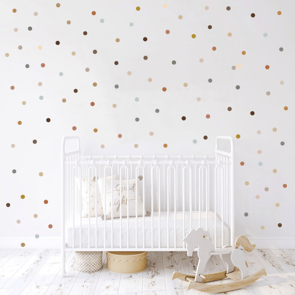 Mini Dot Wall Stickers - Project Nursery