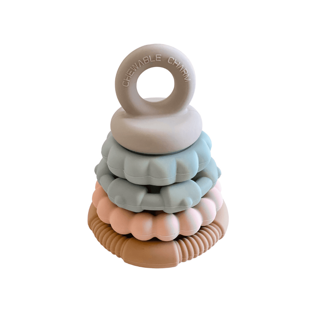 Sydney Teether Stacker Toy - Project Nursery
