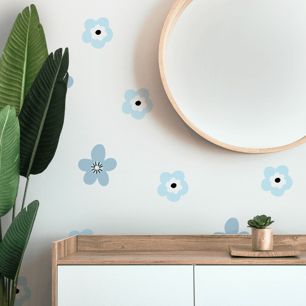Sweet Flower Decals - Sky - Project Nursery