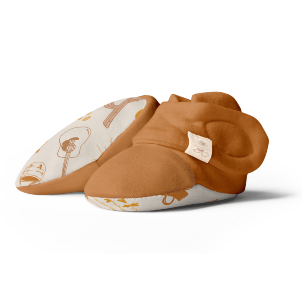 Goumi Kids Baby Boots - Adobe - Project Nursery