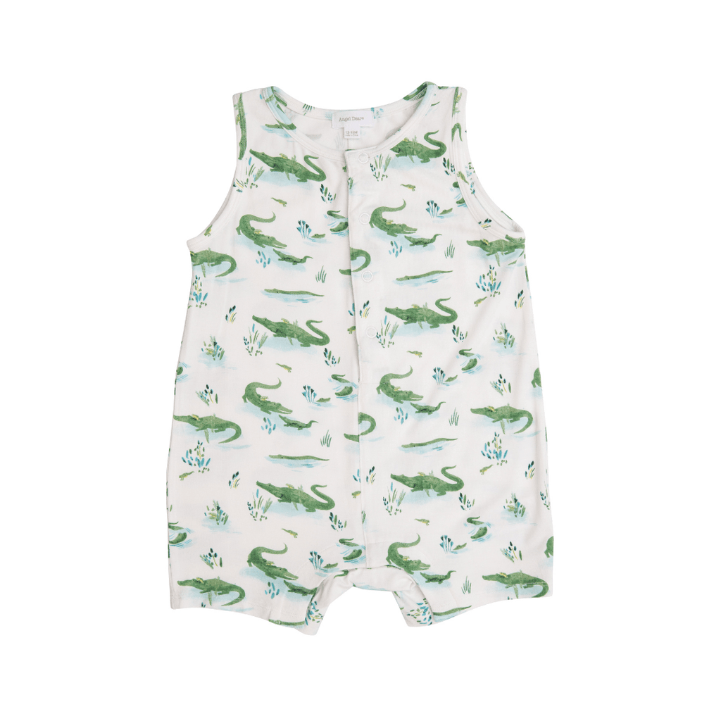 Gators Shortie Romper - Project Nursery