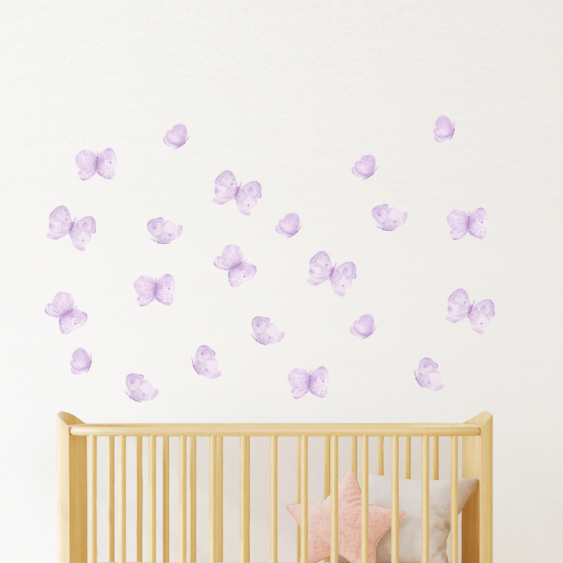 Felicity Butterflies Decals - Project Nursery