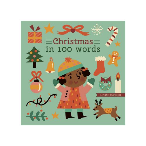 Christmas in 100 Words Book - Project Nursery